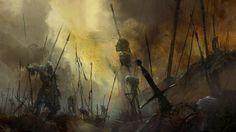 Художник Richard Anderson (flaptraps) — Компьютерная графика и анимация — Render.ru