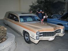 1966 Cadillac Hearse Custom
