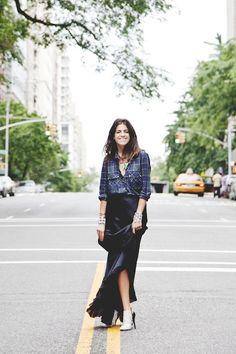 The Window – One Shoe, Five Ways: Man Repeller & Jane Aldridge Step Into Narciso Rodriguez