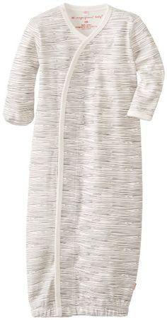Amazon.com: Magnificent Baby Unisex-Baby Newborn Gown, Birch Unisex, New Born: Clothing
