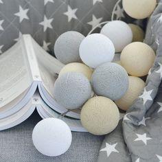 cotton ball lights - Căutare Google