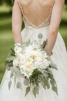 Elegant Minnesota Wedding