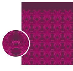 Pluma. Diseño Textil