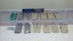 #Incautan 2.960 dosis de cocaína y 64 mil de marihuana tras un allanamiento en Orán - El Tribuno.com.ar: El Tribuno.com.ar Incautan 2.960…
