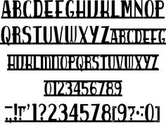 Spankys bungalow font by Emerald City Fontwerks - FontSpace