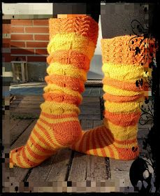 näitä. Warm Socks, Colorful Socks, Winter Colors, Knitting Socks, Stretchy Material, Leg Warmers, Mittens, Needlework, Knit Crochet