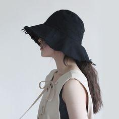 c844c400cd209d [La MaxPa] Free Shipping Solid Flat hip hop bucket hat Unisex Panama Sun hat  Fisherman Hats Women Vintage street Bucket caps #La MaxPa #Bucket_Hats ...