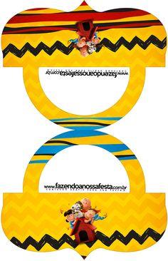 Saquinho de balas Bolsinha Kit Festa Snoopy e sua Turma