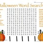 Here is a cute Halloween Word Search for your students to do during the Halloween season! I hope you enjoy! Freebie!