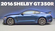 ► 2016 Shelby GT350R - Design