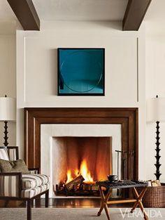 18 Fireplace Ideas - The Best Fireplaces By Design - Veranda
