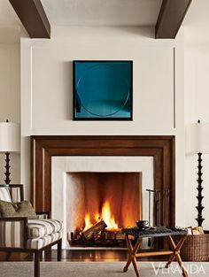 18 Fireplace Ideas - The Best Fireplaces By Design - Veranda