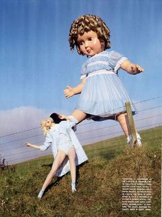 Tim Walker / Like A Doll