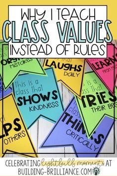 5th Grade Classroom, Future Classroom, Elementary Classroom Rules, Elementary Education, Elementary Teaching Ideas, Year 4 Classroom, Teaching 5th Grade, Teaching Time, Upper Elementary
