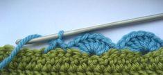 MES FAVORIS TRICOT-CROCHET: Jolies bordures au crochet