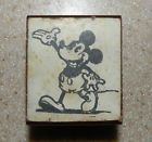 Vintage DISNEY Rubber Stamp Classic MICKEY MOUSE Arts & Crafts - http://crafts.goshoppins.com/stamping-embossing/vintage-disney-rubber-stamp-classic-mickey-mouse-arts-crafts/