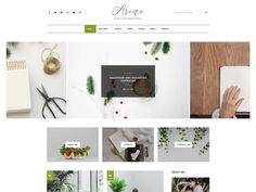 Arimo WordPress Theme - Blog Theme - Premade Blog Themes - Responsive Blog Templates - Blog Design - Travel - Lifestyle - Fashion #wordpress #theme #website #blog