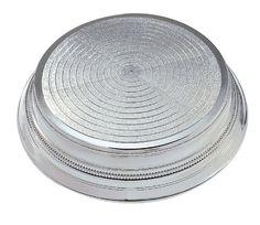 "Silver 14"" Round Napier Wedding Cake Stand Base/Wedding: Amazon.co.uk: Kitchen & Home"