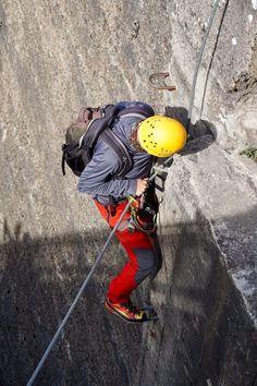Via Ferrata Loen Rock Climbing Rope, Golf Bags, Activities, Sports, Outdoor, Hs Sports, Outdoors, Outdoor Games, Sport