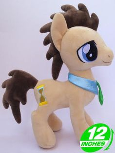 My Little Pony Dr. Whooves Plush Doll POPL6033