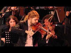 "David Garrett EPK ""Rock Symphonies - Open Air Live"" - This guy's fabulous"