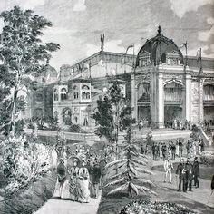 """Laurent ANTOINE """"LeMog"""" - World Expo Consultant: Le Pavillon de Monaco, à l'Exposition universelle ..."""