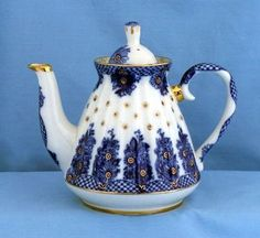 Lomonosov Russian Porcelain Teapot | Tea & Coffee pots & Pitchers | P ...