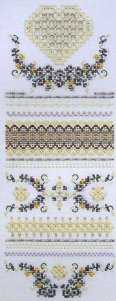 Stunning Lesa Steele Designs GRANDMOTHER'S by ThePamperedStitcher, $3.75