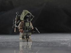 Metro Stalker Custom Minifigure