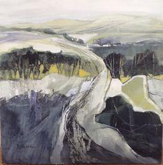 Winter landscape. Dianne Alicia Gardner