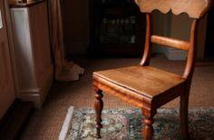 Repair wood furniture damaged by fingernail polish remover.