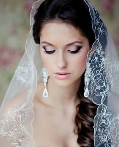 Natural, your skin but better bridal look