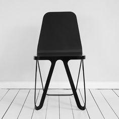 Aluminium Chair by Peter Scherer
