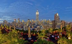 230 Fifth Roff top bar. Great view. Great atmosphere. #NYC#RoofTop