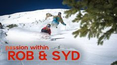 "The fourth and final part of the ""passion within"" web series. Rob and Sydney Dickinson are competitive extreme skiers, business owners, and Crested Butte locals. This is what it takes to live eat and breath skiing and why living in CB is the best way to do that. Lives committed to skiing and each other, they're passionate, hard working, and fun. #crestedbutte #passioninspired #onlyincrestedbutte"