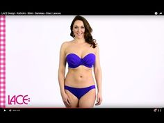 Lace.de - Bikini BH - LACE Design - Katholm Bikini Bandeau BH (D-G Cup)