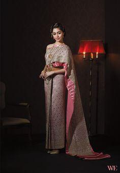 Traditional Thai Bridal Dress by Amita Shop
