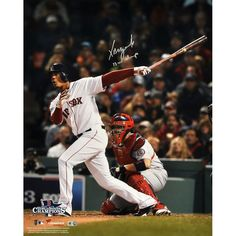 """Xander Bogaerts Boston Red Sox Fanatics Authentic Autographed 16"""" x 20"""" 2013 World Series Champions Photograph with 13 WS Champs Inscription"""