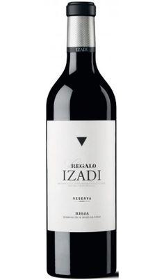 IZADI Reserva El Regalo 2007 - Álava  - D.O. Rioja