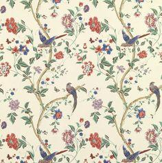 3 new rolls of Laura Ashley summer palace Multi/Crimson wallpaper   eBay