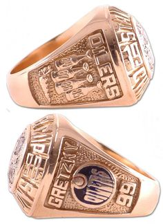 1988 Oilers Stanley Cup Ring
