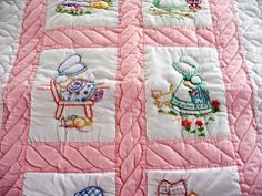 Handmade Amish Baby Quilts and Infant Blankets