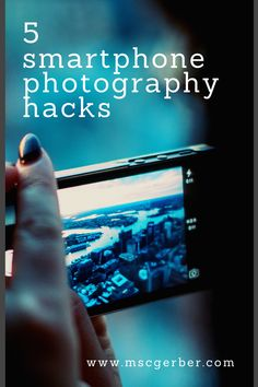 """Smartphone photography is nothing magic and everybody can do it. But you need to know the right tools and that's what I want to show you today. I think everybody can improve his photography skills, even though it's """"just"""" with a smartphone. They are more powerful than you might think. Here are 5 smartphone photography hacks. Dslr Photography Tips, Indoor Photography, Wedding Photography Tips, Photography Tips For Beginners, Adventure Photography, Photography Business, Amazing Photography, Packing Tips For Travel, Budget Travel"""