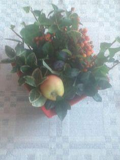 Malá podzimní dekorace