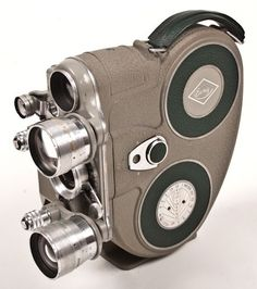 Eumig C16 16mm Movie Camera (The Kaprelian Camera Collection)