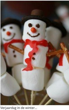 Birthday idea for the winter! (Via welke.nl)