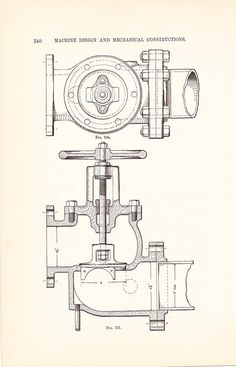 Mechanical engineering drawings the story of an engineer how to 1886 technical drawing antique math geometric mechanical drafting interior design blueprint art illustration framing 100 malvernweather Choice Image