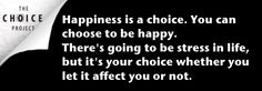 The Choice Project Movie documentary Happiness Is A Choice, Choices, Stress, Cards Against Humanity, Let It Be, Movie, Quotes, Life, Quotations