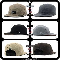 Boné DF, 3 CORES e 6 bonés diferentes, Modelo ABA RETA, FIVE PANEL, ABERTO  Detalhe: boné com DUAS FACES  Ref.: 7156 #anthco #streetwear #headwear #surfwear #cap #bone #bones #gorro #skate #bmx #bboy #bike #surf #street #design #fashion #style #abareta #s