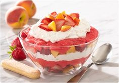 Smart Ones Layered Trifle